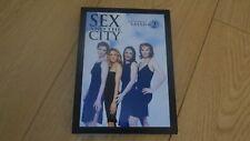 COFFRET 3 DVD SEX AND THE CITY SAISON 2