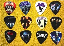 BLACK SABBATH Guitar Picks Set of 12
