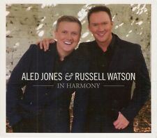 Aled Jones & Russell Watson - In Harmony (CD 2018) FREE UK P&P; **NEW/SEALED**