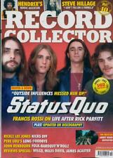 RECORD COLLECTOR magazine October 2019 - Status Quo Franics Rossi The Beatles