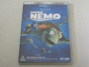 Finding Nemo - 2 Disc - Brand New & Sealed - Region 4 - DVD