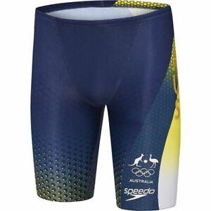 NEW Speedo Tokyo Olympics Replica Jammer 3230G/8299 - Boys Swimwear