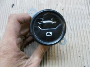 1988 BENTLEY TURBO R CENTRE CONSOLE BATTERY GAUGE UD71183