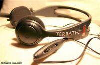 Sennheiser Terratec Mystify Büro Headset, Kopfhörer, Skype, Home-Office NEU, OVP