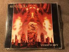 Sepultura Territory Cd!