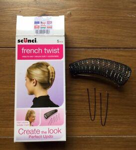 Scunci French Twist