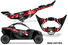 AMR Racing Can Am Maverick X3 DS RS Graphic Kit Wrap Sticker Parts 2016 + MDHT R