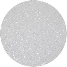 "Glitter WHITE Heat Press Transfer Vinyl DYE SUBLIMATION  20""x10 yd FOR FABRICS"