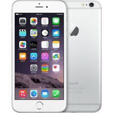 Apple iPhone 6 Plus - 64GB - Silver (Unlocked) A1524 (CDMA + GSM)