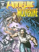 WITCHBLADE / WOLVERINE ( Infinity 2004 ) Neuwertig