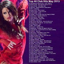 Promo Videos DVD, Top 40 Club/Dance Chart Picks May 2013 and Bonus Material!