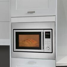 Bomann MWG 2216 H EB Einbau-Mikrowelle mit Grill und Heißluft 25 Liter
