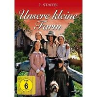 UNSERE KLEINE FARM S 2 - 6 DVD NEU MICHAEL LANDON,KAREN GRASSLE,MELISSA GILBERT