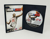 2K Sports College Hoops 2K8 (Sony PlayStation 2, 2007) Complete PS2 Tested!!