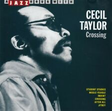 Cecil Taylor - Crossing - CD -