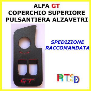 Pulsantiera Alfa Romeo GT Coperchio mascherina alzavetri alzacristalli pulsanti