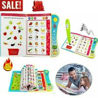 NEW Learning Toys For 3+Year Old Interactive Book Toddler Educational Kids Child