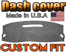 fits 2001-2004  DODGE DAKOTA  DASH COVER MAT DASHBOARD PAD / CHARCOAL GREY