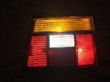 90 91 92 Volkswagen Jetta Driver Taillight Tail Light Lamp Lens Oem 165945257B