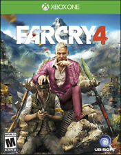 Far Cry 4 Limited Edition - Xbox One Xb1 UK PAL Awesome Game Play