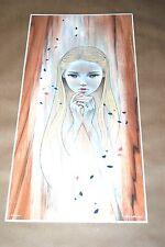 "Audrey Kawasaki 1xRun ""Fragile"" S/N Limited Edition of 200 Print Poster"