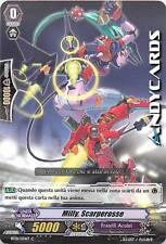 4x Milly, Scarperosse ☻ Comune C ☻ BT01 076IT ☻ Vanguard ANDYCARDS