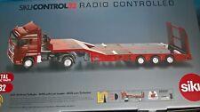 Siku Control 1:32 6721 MAN mit Tieflader LKW,Transport,NEU