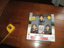 1998 Hat Trick Trio Corinthian Headliners Lindros, Kariya and Jagr brand new