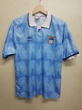 Maglia calcio Umbro SS Lazio vintage 90 shirt camiseta maillot soccer maillot