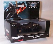Batman The Dark Knight Trilogy Batmobile  Elite one 1-50 scale new