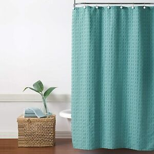SKL HOME by Saturday Knight Ltd. Ontario Shower Curtain, Green