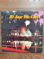 The Cats – 10 Jaar The Cats EMI – 5C184.25121/2  2 × Vinyl, LP With Booklet