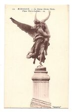 bordeaux  la statue gloria victis  place pierre-laffitte