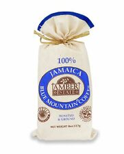 8 0Z (227G) Jamaica café molido 100% Blue Mountain Coffee-Ámbar Estate