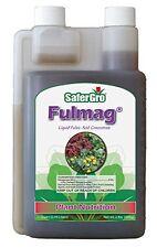 Safer Gro, Sg0118Qt, Fulmag, 1 Quart, New, Free Shipping