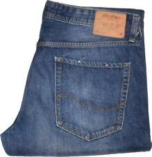 Jack & Jones  Clark  Jeans  W36 L30  Vintage  Used Look  TOP