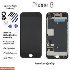 Nouveau Iphone 8 Retina LCD et Numériseur Écran Tactile Visserie Complète Avec