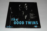 The Good Twins~Volume 1~Private Press Xian Gospel LP~SEALED~NEW~Christian