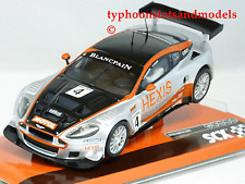 "SCX 1 32 Scale A10141 Aston Martin Dbr9 ""hexis"" Slot Car #4"