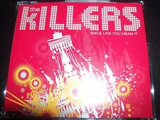 The Killers Smile Like You Mean It Australian CD Single