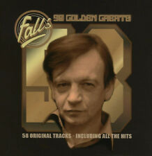 The Fall : 58 Golden Greats CD Box Set 3 discs (2018) ***NEW***