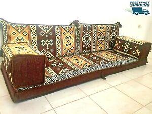 floor seating,arabic jalsa,arabic seating,arabic cushion,floor couch - MA 9