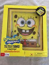 SpongeBob Labyrinth Game. Cardinal Industries.