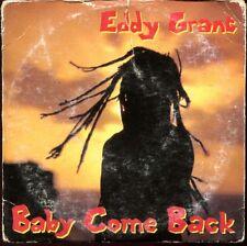 EDDY GRANT - BABY COME BACK - CARD SLEEVE 3 INCH 8 CM CD MAXI