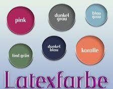 Farben Manufaktur Mattlatex Latexfarbe Wandfarbe Innenwandfarbe Latex Trend 2L