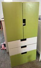 Ikea Stuva Storage Cupboard With Drawers