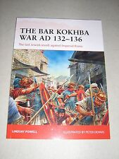 The Bar Kochba War AD 132-136