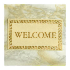 Dolls House 4082 Miniature Doormat Welcome 1:12 for Dollhouse New! #