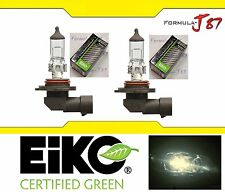 Eiko Precision 9040 40W Two Bulbs Fog Light Replacement Plug Play Lamp Stock Fit