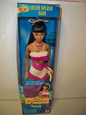 Disney Pocahontas Nakoma Color Splash Hair Doll NRFB